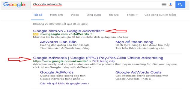 đăng ký tài khoản google adwords