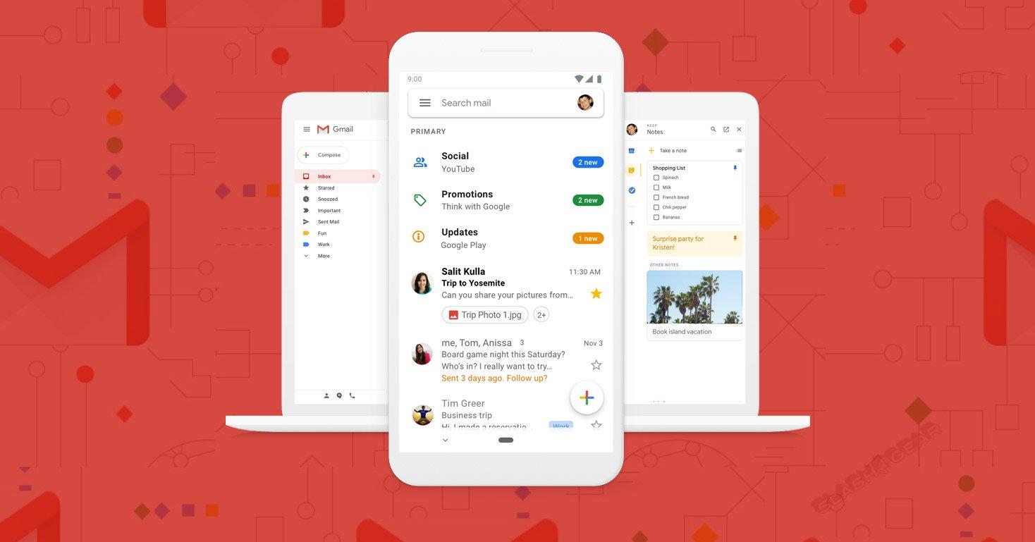 Sau bao năm, Gmail vẫn là dịch vụ email miễn phí tốt nhất | Tinh tế