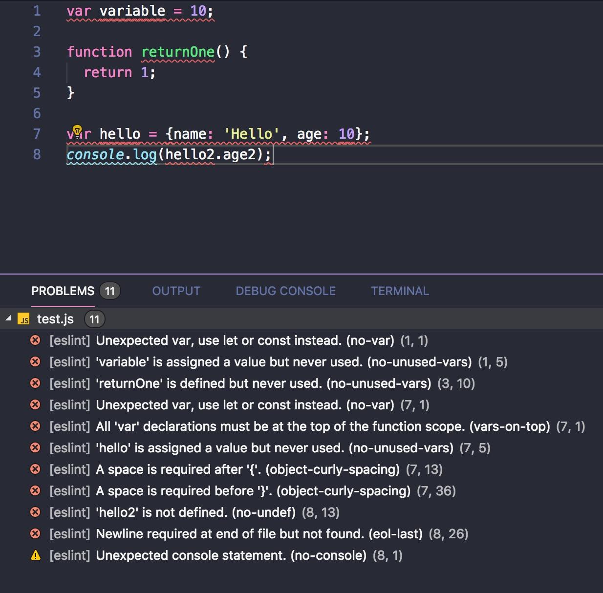 Linter – Giúp bạn viết code tốt hơn, xịn hơn, không cần senior hay ...