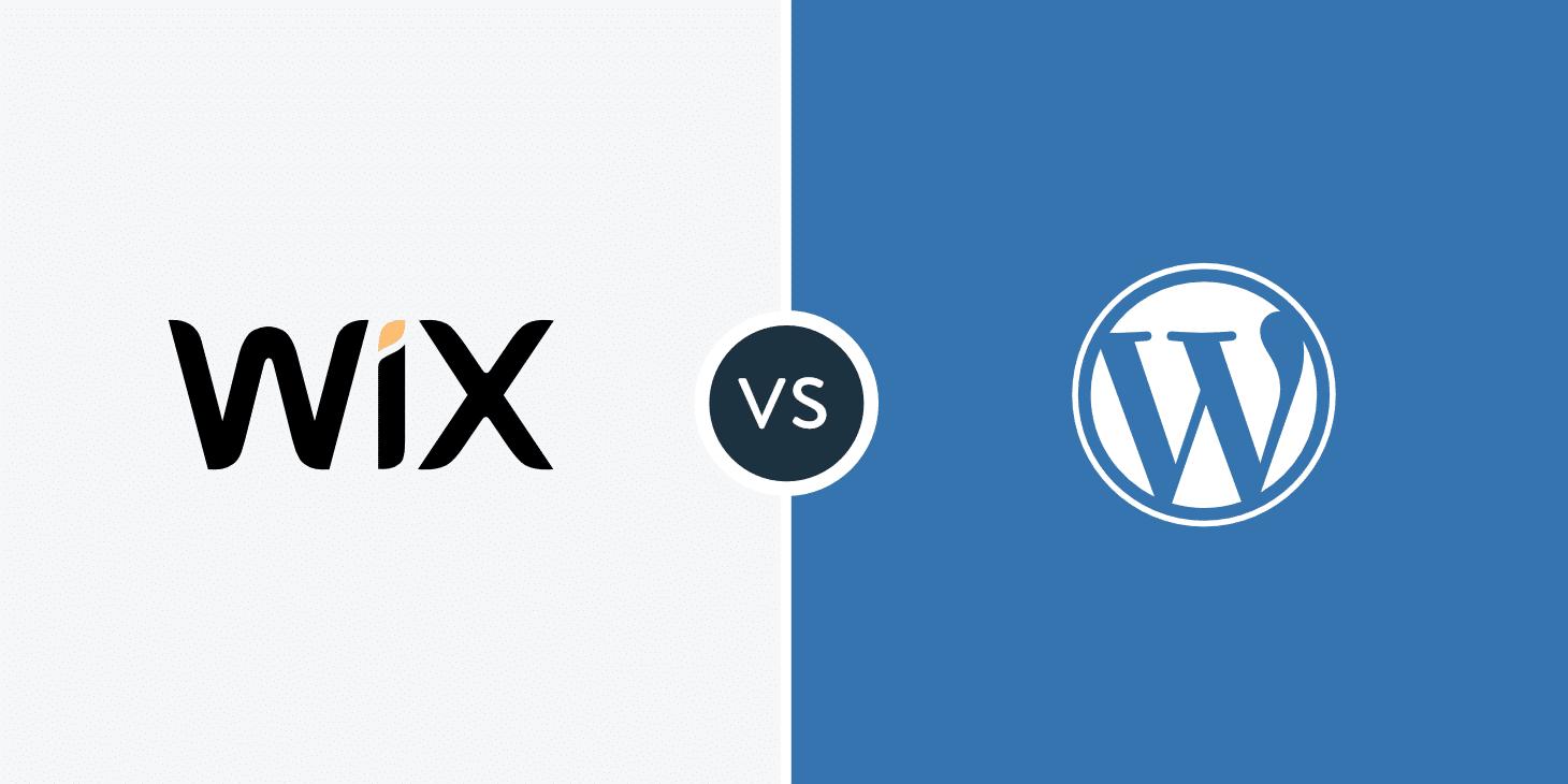 So sánh Wix Và WordPress bạn cần nên biết